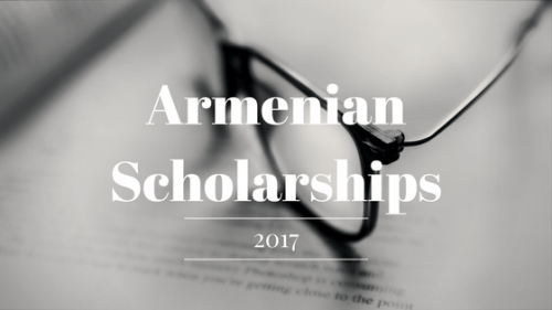 Armenian Scholarships 3