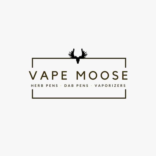 Vape moose logo