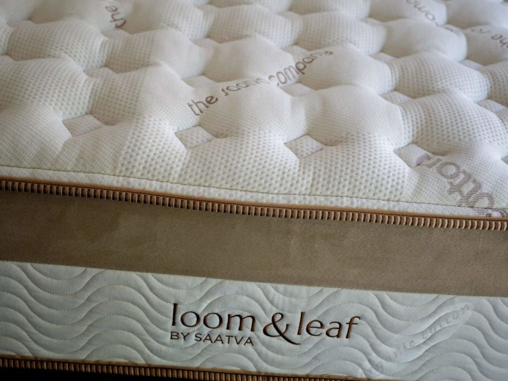 Helix Vs Loom And Leaf Loom Leaf Mattress Review Non Biased Reviews