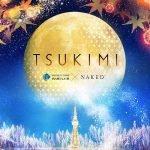 TSUKIMI(名古屋テレビ塔プロジェクションマッピング)の日程は?