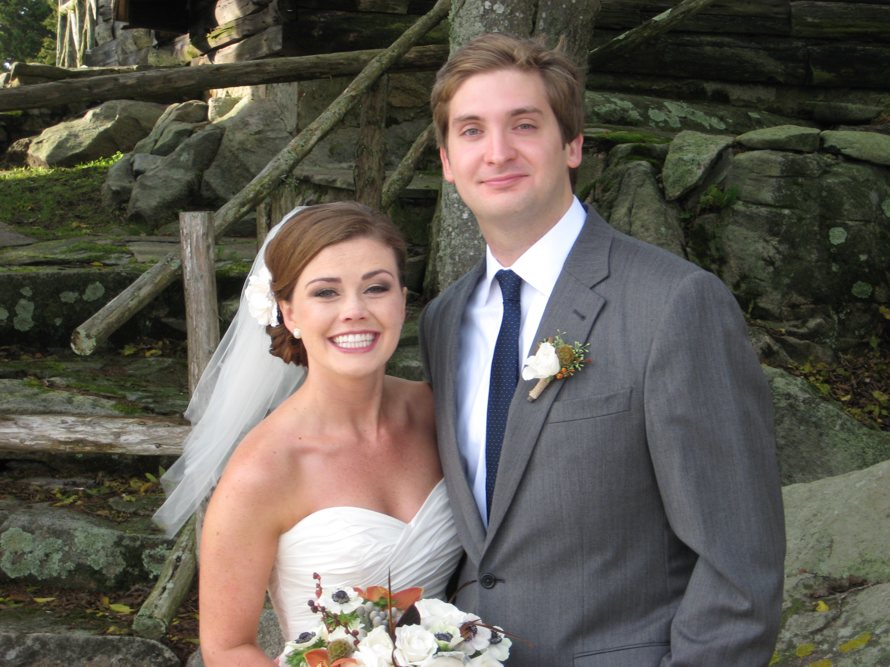 2012 Corrie & Dave 20 Oct 2