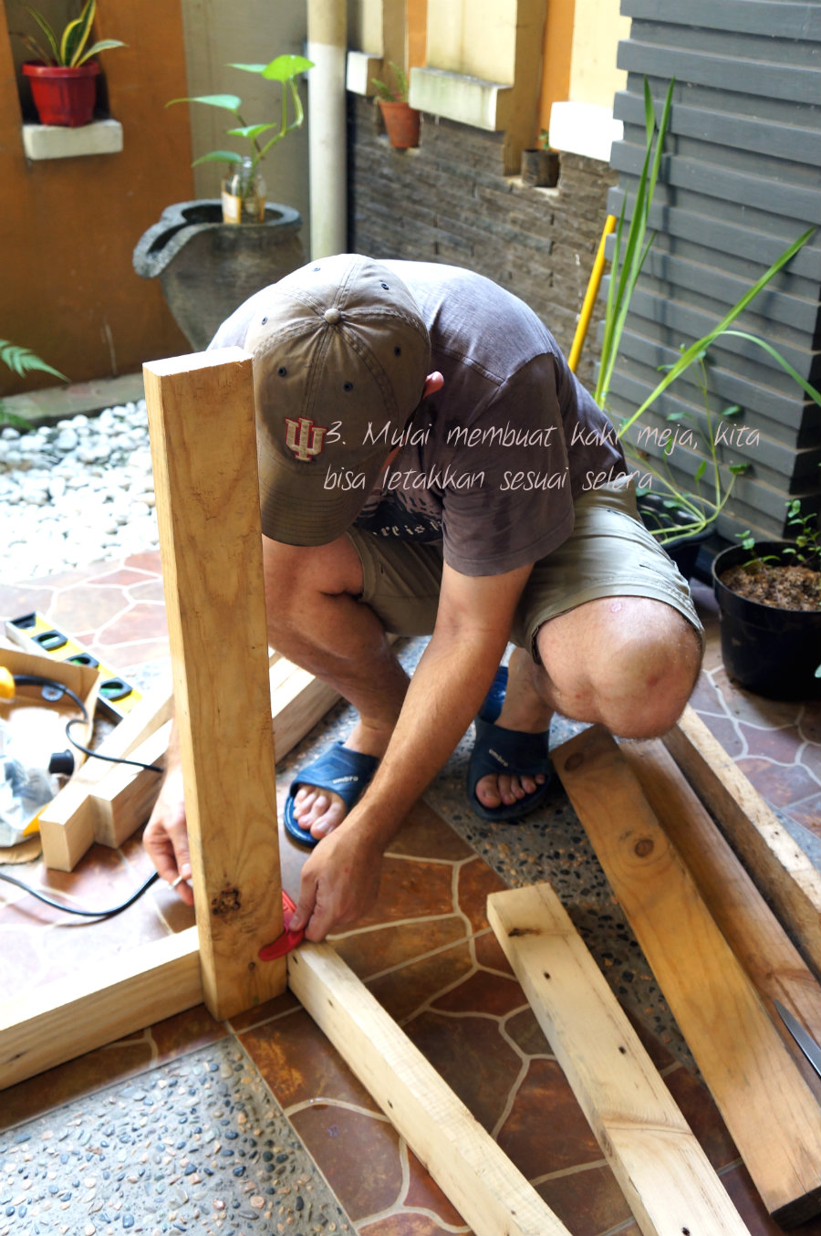 Membuat Tempat Tidur Diy Outdoor Table From Pallet Wood – Nonikhairani