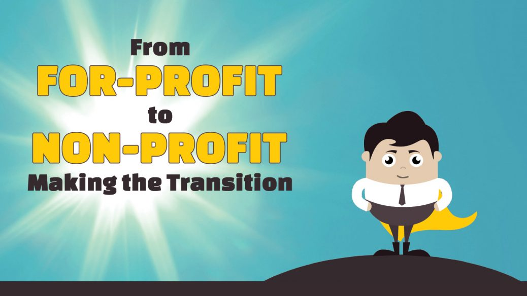 From For-Profit to Non-Profit Making the Transition Nonprofit Ally - profit & loss sheets