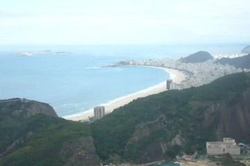 Panorama dal Pao de Açucar