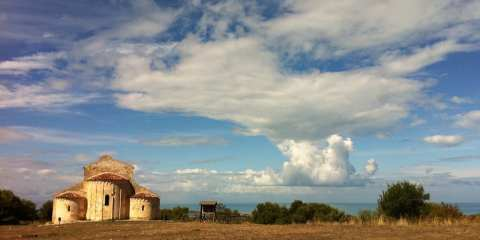 Gargano, Puglia: Blog tour  13-16 settembre 2012
