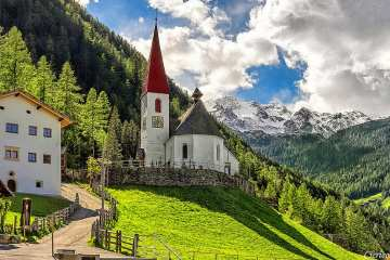 St. Gertraud