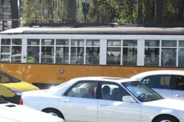 Tram milanese a San Francisco