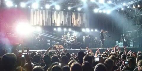 I Placebo al Roma Rock Festival