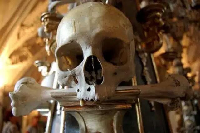 L'ossario di Kutna Hora (foto di Curious Expeditions)