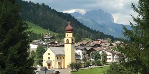 Soraga, Val di Fassa, Dolomiti