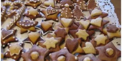 Biscotti speziati natalizi