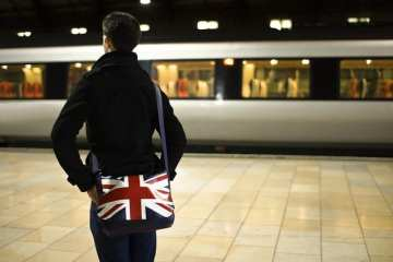 Viaggiatore inglese