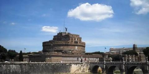 Il Castello dal Tevere