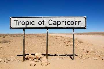 Tropico del Capricorno - Namibia