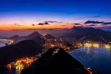 Tramonto_Rio de Janeiro_BORIS G