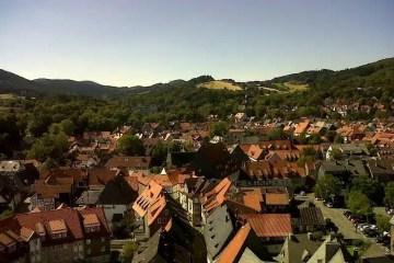 Goslar e pendici Harz