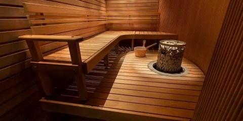 sauna finlandese_Hotel Arthur