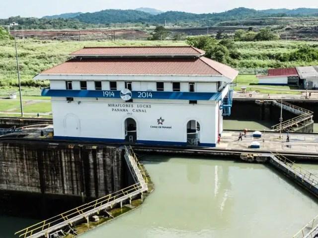 Canale di Panama - Panamá