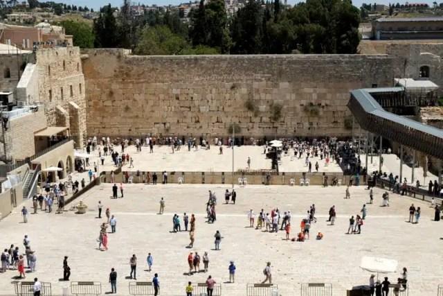Muro Occidentale - Gerusalemme, Israele
