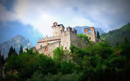 Castello di Avio - Trentino, Italia