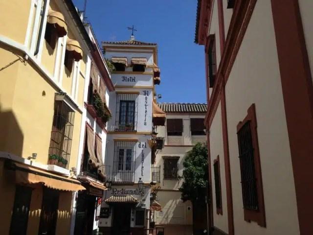 Santa Cruz, Siviglia, Andalusia