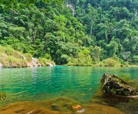 Semuc Champey_Guatemala_Christopher William Adach