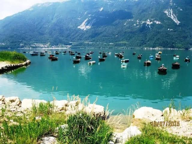 Lago di Braies - Alto Adige (Ciclovia dell'Amicizia)