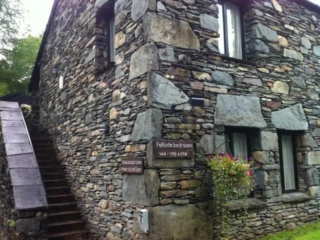 Langdale Hotel - Lake District, Inghilterra