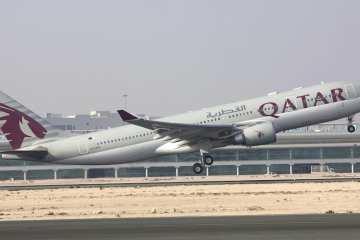 Airbus A330_Qatar Airways