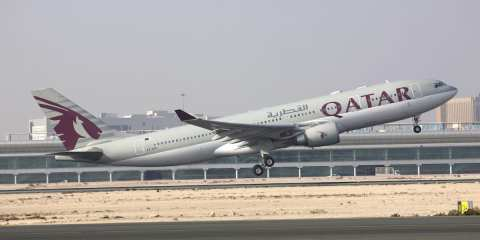 Airbus A330_Qatar Airways