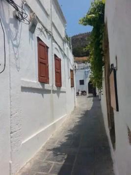 Lindo - Rodi, Grecia