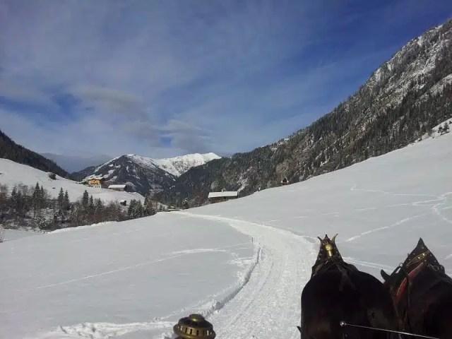 Avvento nel Salisburghese, Austria: Parco Alti Tauri