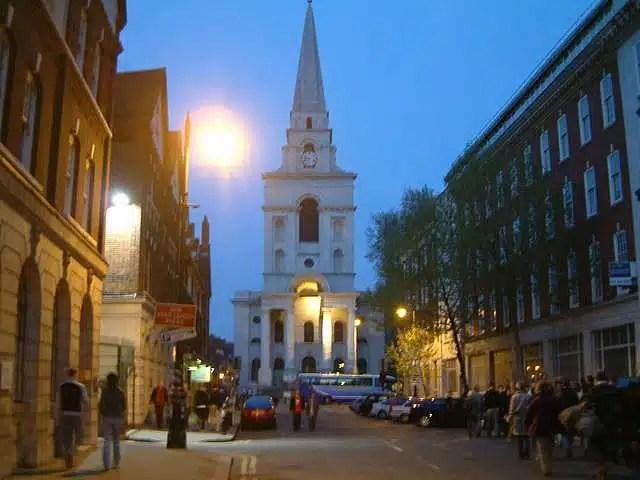 White Chapel - Londra, Inghilterra