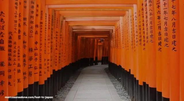 Fushimi Inari Taisha, Giappone