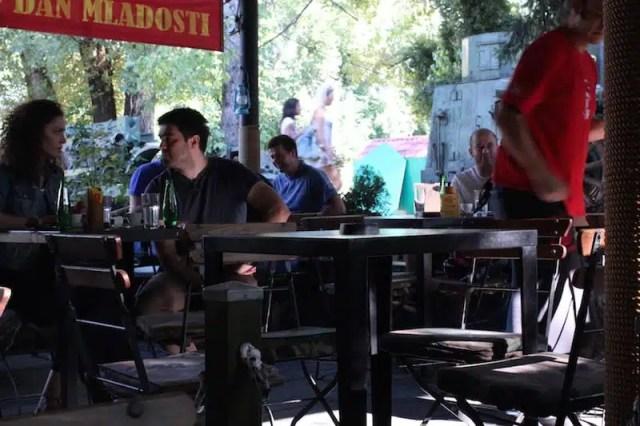 Caffè Tito - Dove mangiare a Sarajevo