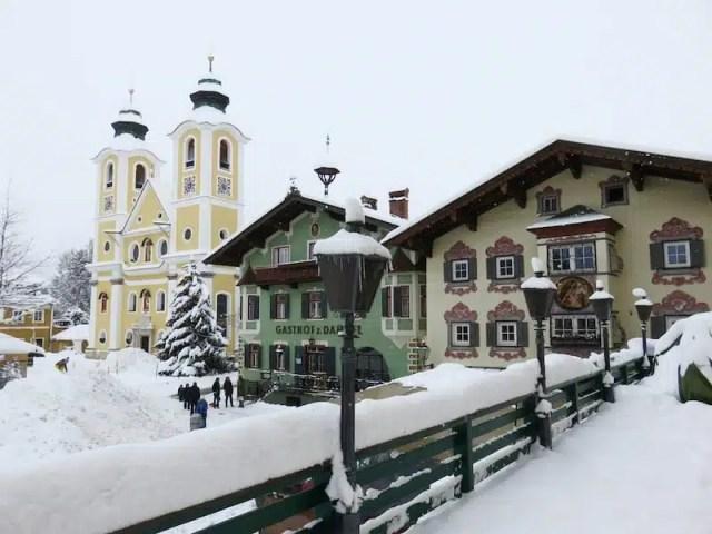 Sankt Johann - Tirolo, Austria