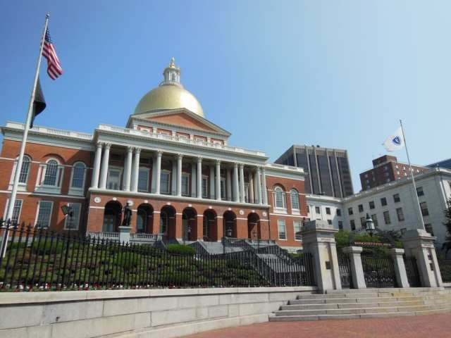 State House, Freedom Trail - Boston, Massachusets, USA