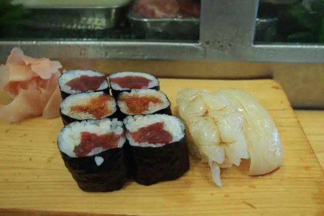 Sushi - Tokyo, Giappone