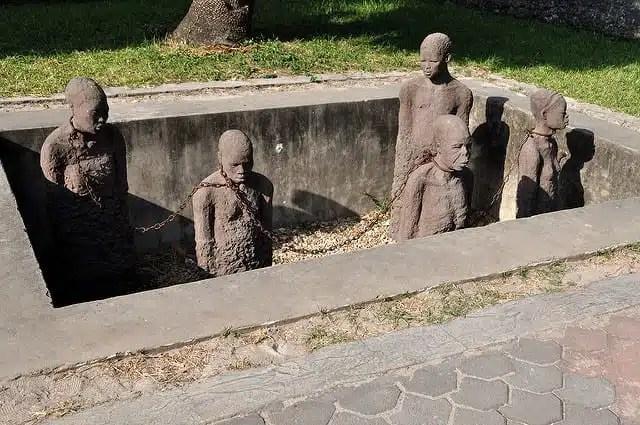 Fossa degli schiavi - Zanzibar, Tanzania