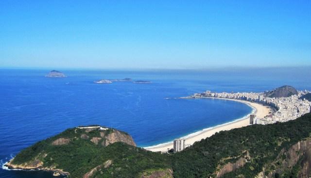 Spiaggia Copacabana - Brasile