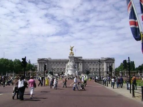 Buckingham Palace - Londra, UK