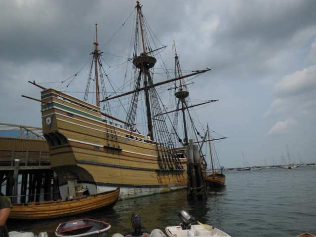 Mayflower II - Plymouth, USA