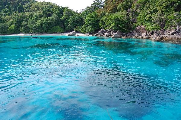 îles similan Thailande