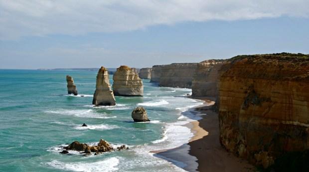 12 apôtres australie great ocean road