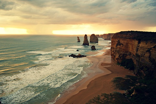 Great Ocean Road Australie douze apôtres