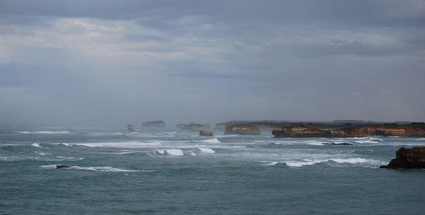 Great Ocean Road Australie paysage