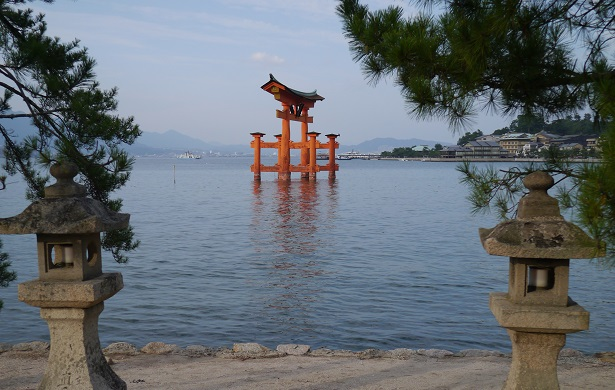 Miyajima Japon