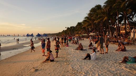 plage Boracay Philippines