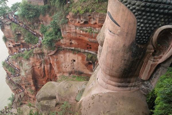 Que faire en Chine - Bouddha Leshan