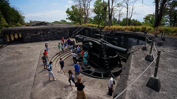 Que faire à Manille - Corregidor